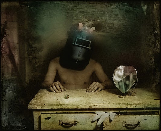 Chinese Photographer's Strange Alternate Reality