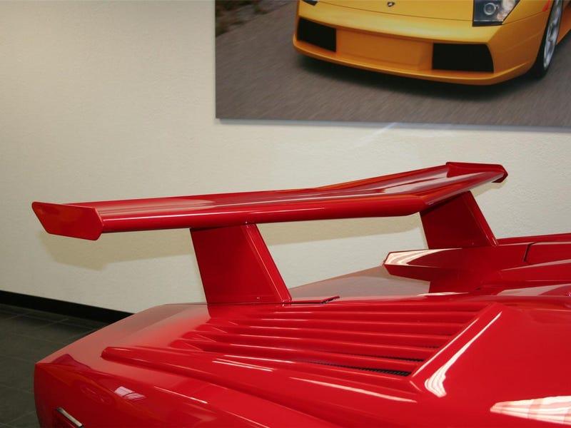 Delivery Driver Wrecks Mario Andretti's Rare Lamborghini Countach