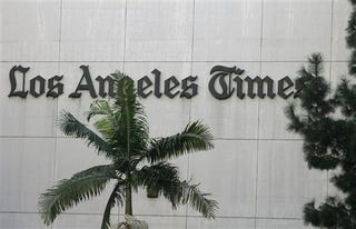 Ex-LA Times Journalists Not Doing So Well