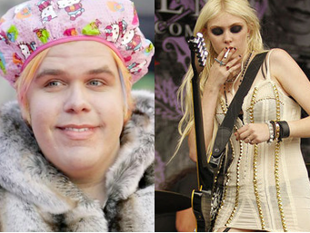 "Perez Hilton Calls Taylor Momsen ""Hooker,"" Suggests She Fist Herself with Sex Toy"