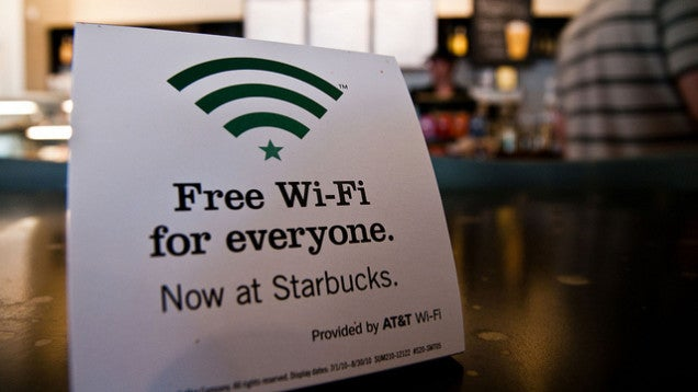 Your Coffee Shop's Wi-Fi Speeds Are About to Triple