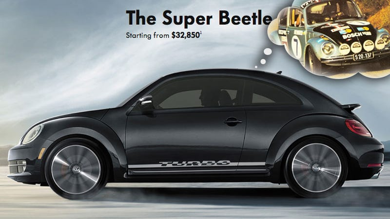 "VW Of Canada Brings Back ""Super Beetle"" Name"