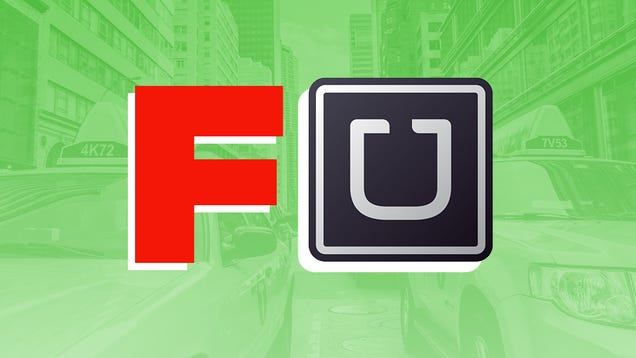 6 Uber Alternatives Because Uber Is Run By Dirtbags
