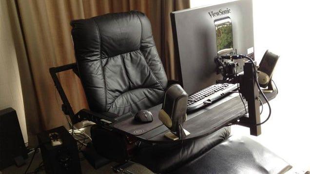 Image Result For Gaming Chair Kotaku