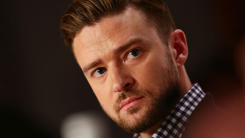 Justin Timberlake Finally Learns True Meaning of 'Take Back The Night'