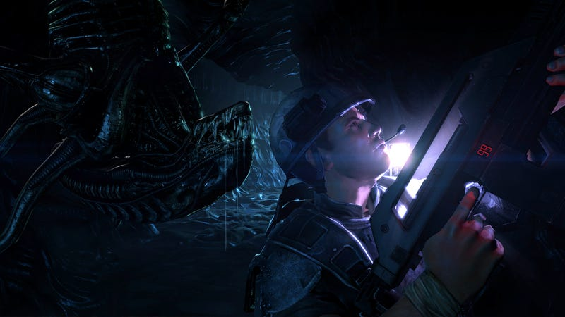 How Aliens: Colonial Marines Will Marry Alien's Suspense to Aliens' Action