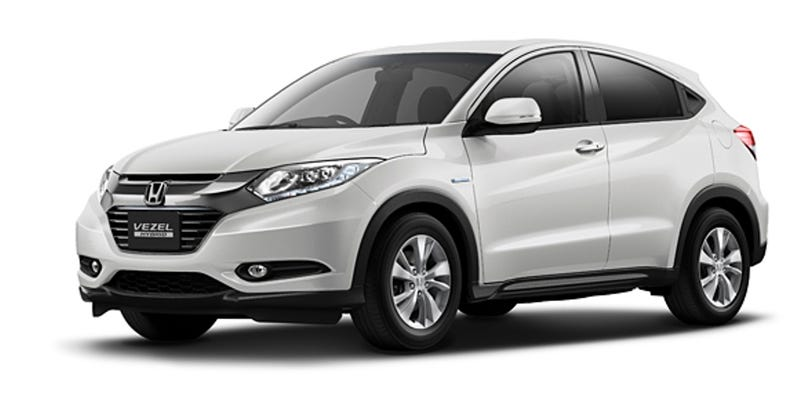 The Honda Vezel Looks Like Every Boring Car In A Blender