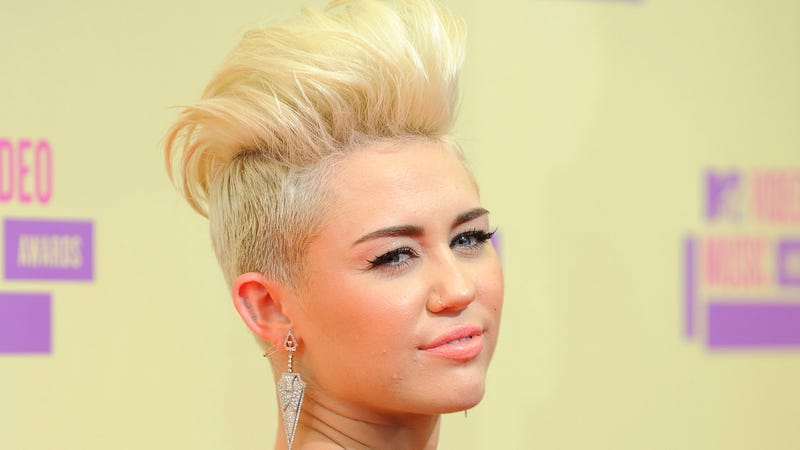Miley Cyrus Might Become the New Half-Man on Two and a Half Men