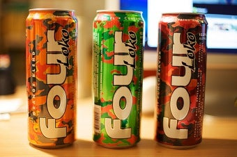 Jersey College Bans Those Alcoholic Energy Drinks That Make You Crazy