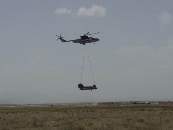 China And Russia To Jointly Develop New Heavy Helicopter