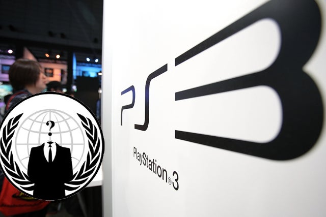 Anonymous Fears Nerd Backlash From PlayStation Hack