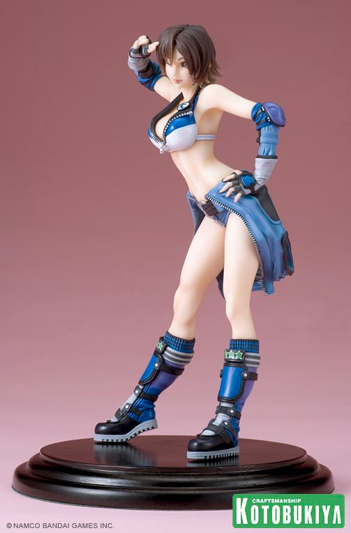 Tekken Fighter Gets All Prettied Up