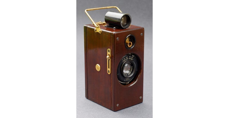 13 of History's Most Ingenious Spy Cameras