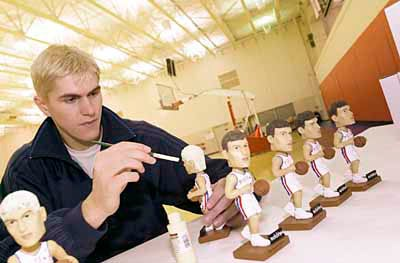 Darko Milicic Is Bread From God, And Other Crazy Things David Kahn Believes