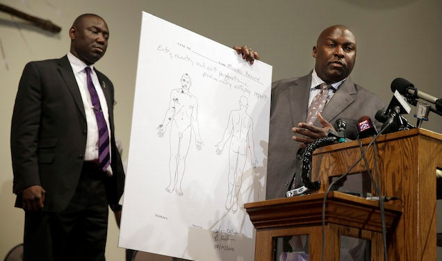 Attorney: Michael Brown's Family Wants Killer Cop Arrested