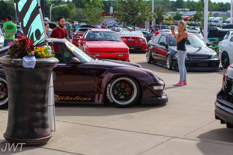 Offset Kings hosted by JDM Chicago X Fatlace photo coverage