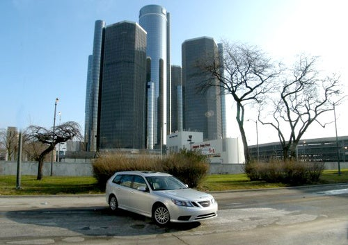 Got A Saab? Head To Detroit To Help Save The Brand