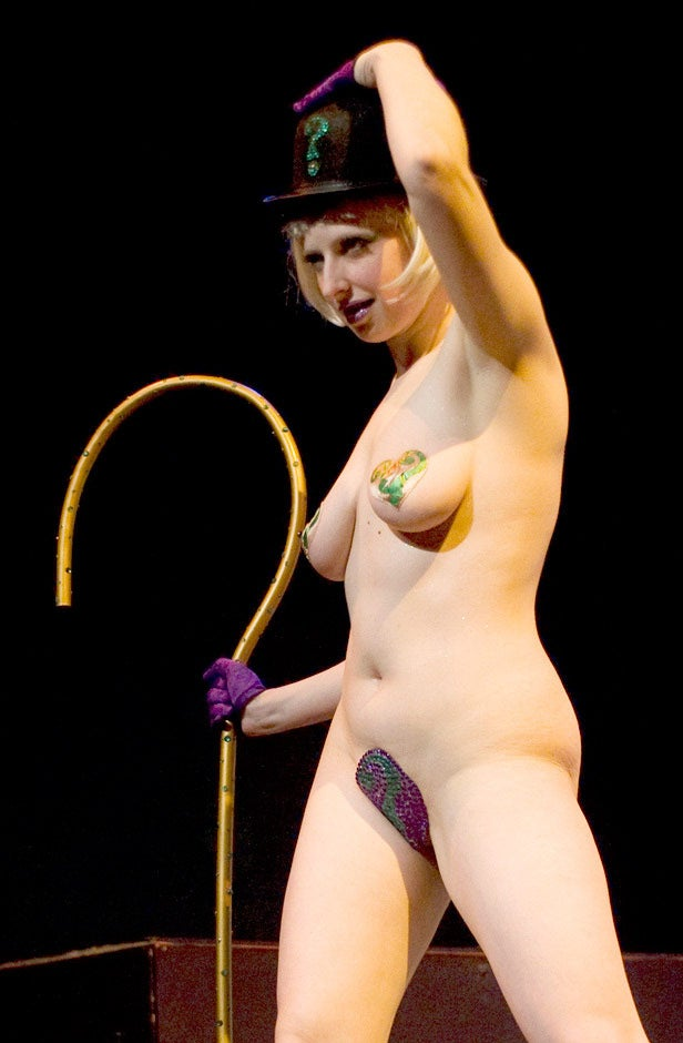 Epic Win Burlesque