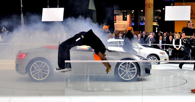 Volkswagen Uses Breakdancers, Child Labor To Show Off New Car