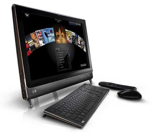 HP TouchSmart IQ504 is Shipping Now (and Later)