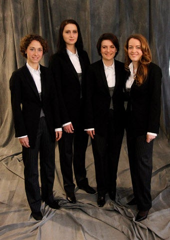 Women Of Vienna Philharmonic Switch To Menswear