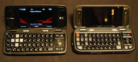 Verizon's LG VX10000 Voyager Revealed and Groped (with Gallery)