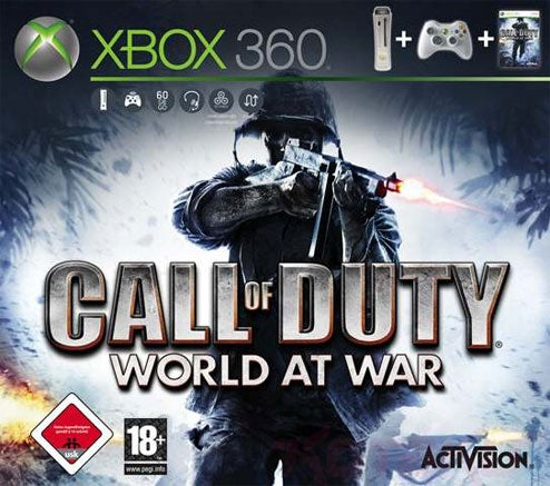 Europe Gets A NINTH 360 Bundle, This Time With Call Of Duty