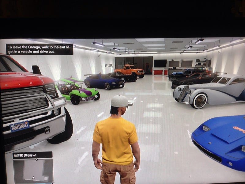 Just won a $9 billion bounty in GTAV