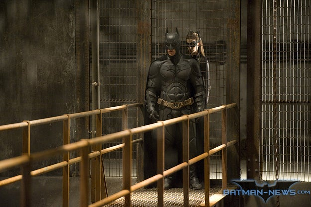 New Images from The Dark Knight Rises