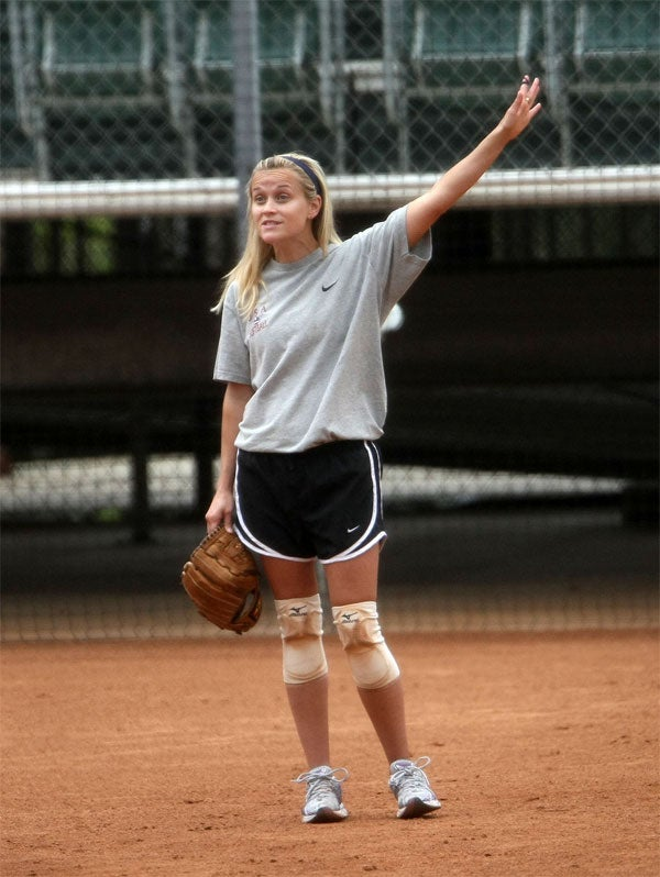 Reese Takes Inner Flick To Field Of Dreams