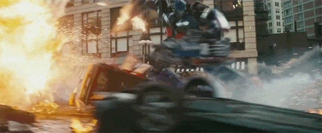 Here's every Transformers robot fight scene in one video