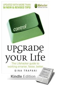 Upgrade Your Life Now Available on the Kindle