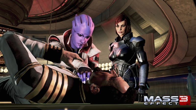 Watch Mass Effect 3: Omega Right Here (And Maybe Learn a Couple of Things About It)