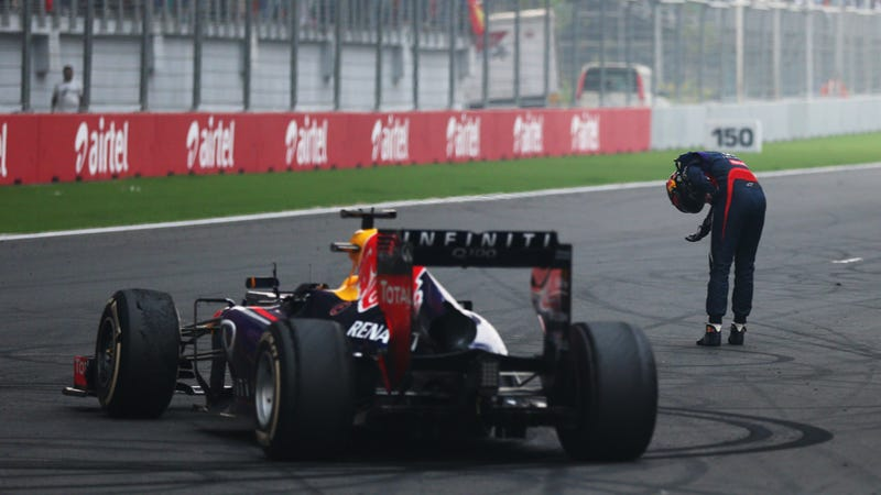 Sebastian Vettel Is Your 2013 Formula One World Champion