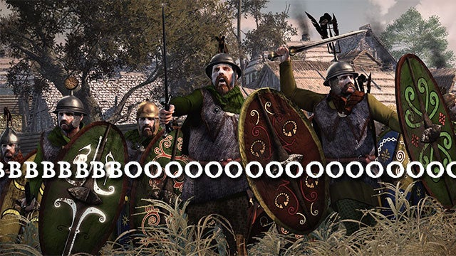 People Are Finding New Ways To Get Upset At Total War: Rome II
