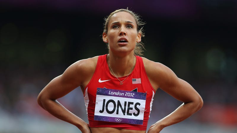 Lolo Jones Joins U.S. Bobsled Team, Will Get Some Kind of Olympic Medal If It Kills Her