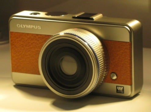 Olympus Signals Micro-Four Thirds Camera On The Way, Plus 'Creative' DSLR Cam