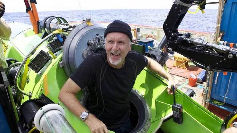 Should we be more critical of James Cameron's deep sea dive?