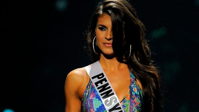 Miss Pennsylvania Reveals She's 'A Product of Rape'