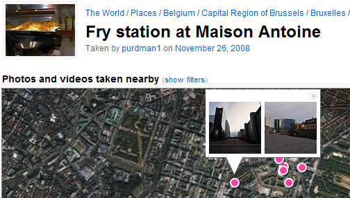 Flickr Makes It Easier to Find Nearby Geotagged Photos