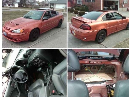 "Pontiac Grand Am GT ""Utility Vehicle"" Hits Craigslist"
