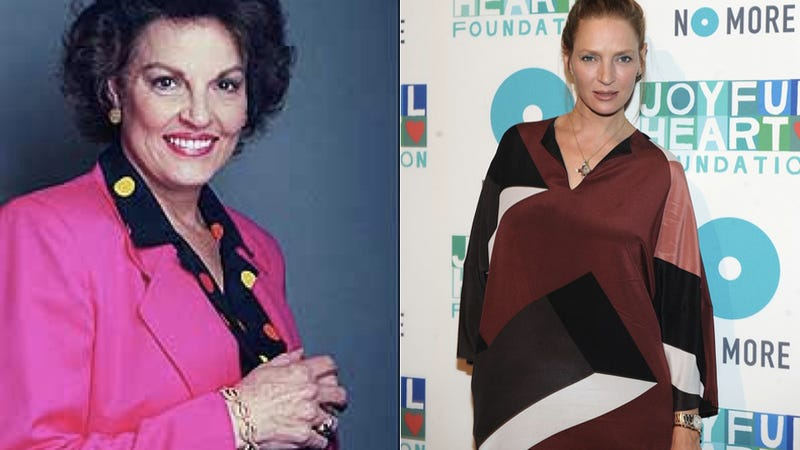 Lovely Uma Thurman to Play Noted Hate-Monger Anita Bryant in Biopic