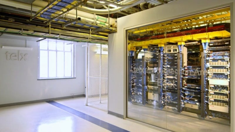 Inside the Giant Data Center Hidden In the Middle of Manhattan