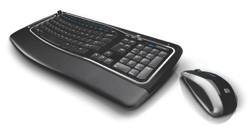 HP's Wireless Comfort Keyboard Has Emergency CTRL-ALT-DEL Key