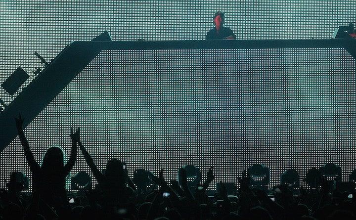 EDM Sleeps Tonight: Inside Avicii's Serene Brooklyn Show
