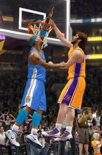 NBA Live 10 Review: Amen for a Revival