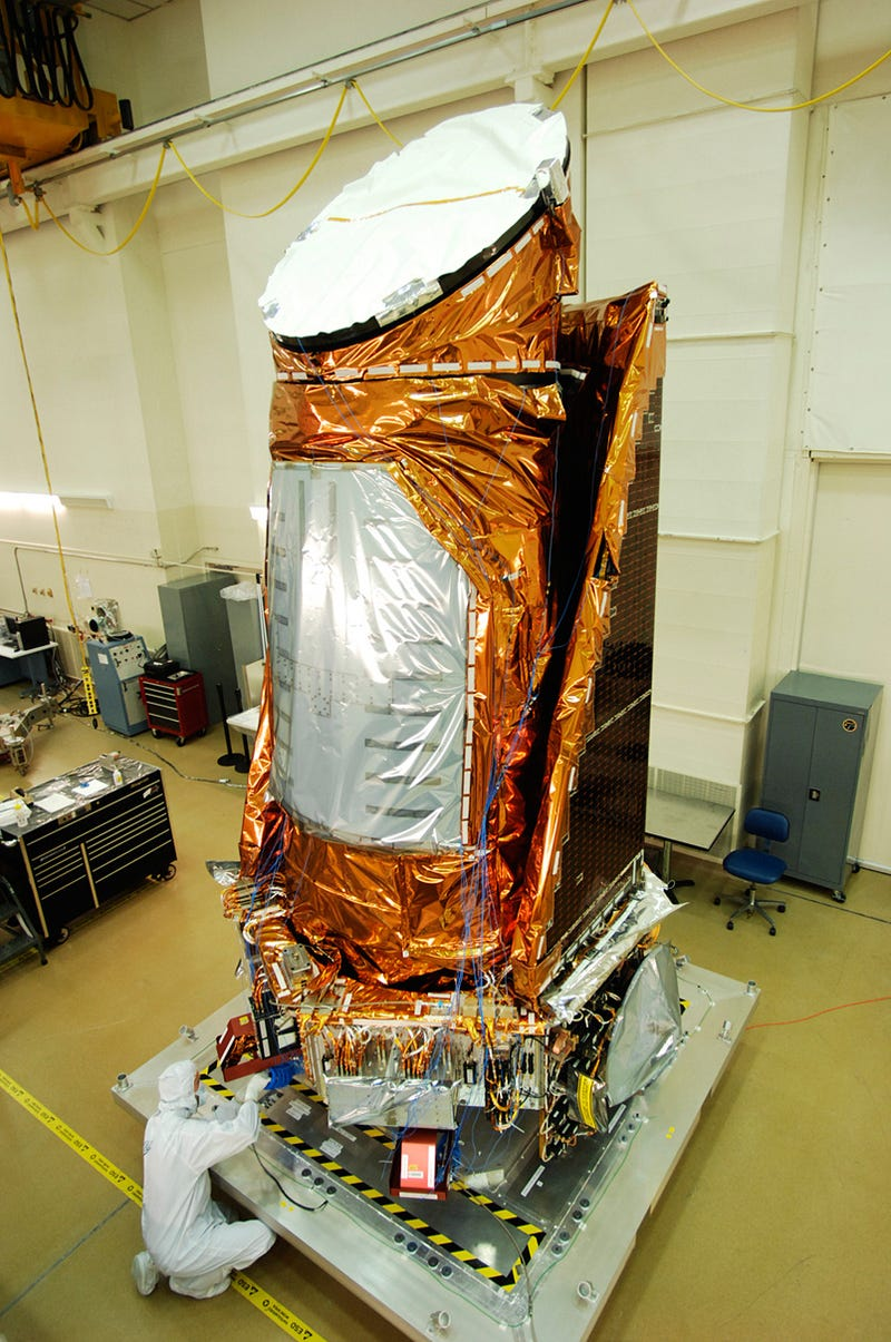 T-1 Day for Kepler Launch, Search for Alternative Earths
