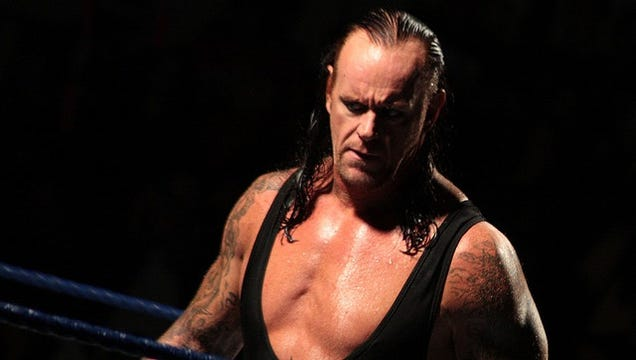 The Undertaker Goes Shopping For A Baseball Bat: More Wrestler Run-Ins