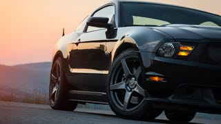 A 9,000 Mile Journey In A Mustang,
