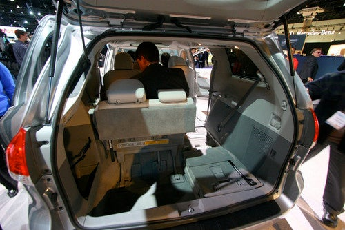 2011 Toyota Sienna L.A. Show Gallery